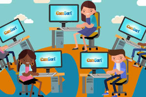 What makes video chat rooms like CamSurf so popular?