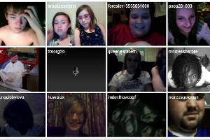 Types of people on Tinychat
